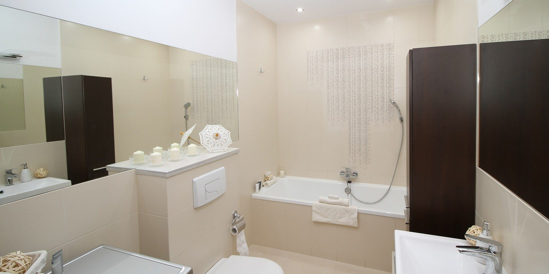 Tips that work wonders for bathroom without windows